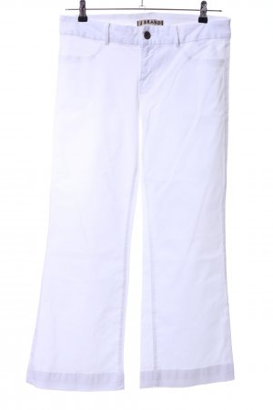 J brand Flares white casual look