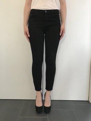 J Brand Selena Bootcut schwarz, Größe 26/36/S
