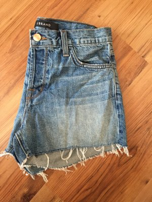 J Brand Shorts high Rise waist Jeans Reflection w25 36 38