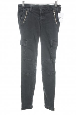 J brand Skinny Jeans anthrazit Street-Fashion-Look