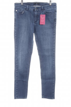 J brand Skinny Jeans blasslila-hellgrau Casual-Look