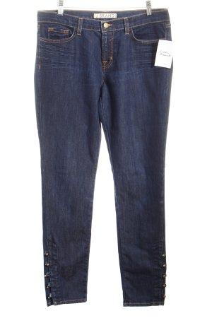 J brand Skinny Jeans blau Used-Optik