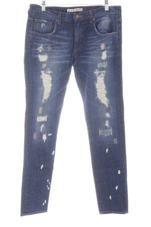 "J brand Skinny Jeans ""Cut# 4964"" dunkelblau"