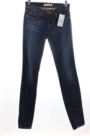 J brand Skinny Jeans dunkelblau Casual-Look