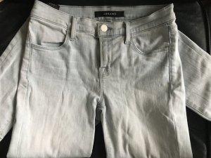J Brand Skinny Jeans Gr. 26 Hellblau