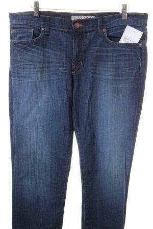 J brand Skinny Jeans graublau-dunkelblau Casual-Look