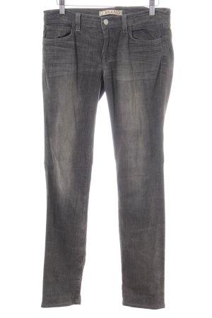 J brand Skinny Jeans hellgrau Casual-Look