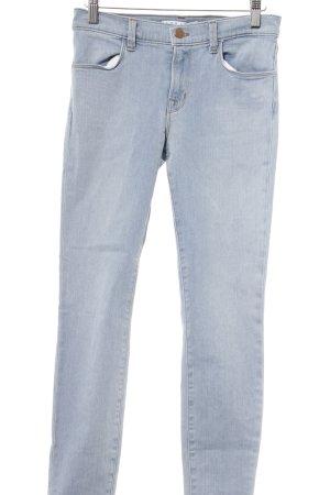 J brand Skinny Jeans himmelblau Casual-Look