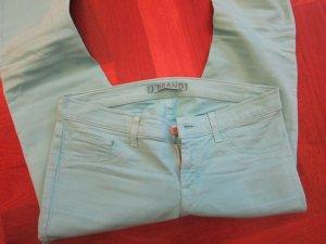 J BRAND Skinny Jeans in hellblau/türkis Gr.28