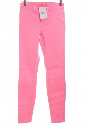 J brand Skinny Jeans neonpink Casual-Look