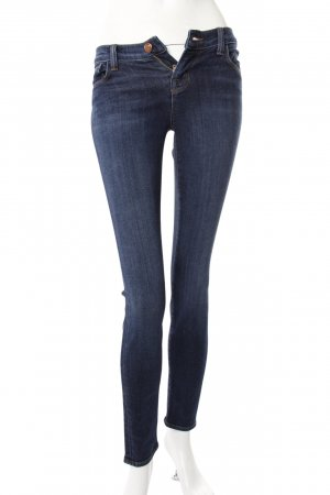 J Brand Skinny Jeans Oblivion dunkelblau