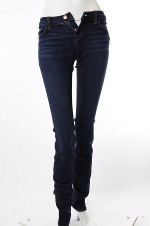J Brand Skinny Jeans Pencil Leg dunkelblau
