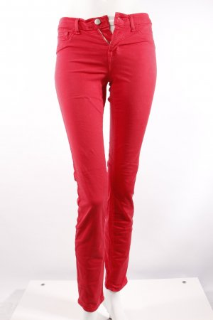 J Brand Skinny Jeans rot