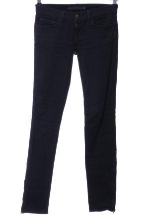 J brand Jeans skinny nero stile casual