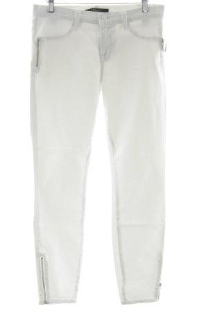 J brand Skinny Jeans weiß schlichter Stil