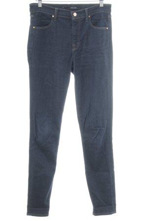 J brand Slim Jeans dunkelblau Casual-Look