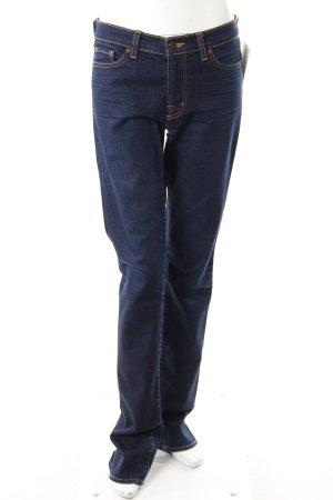 J Brand Slim Jeans dunkelblau