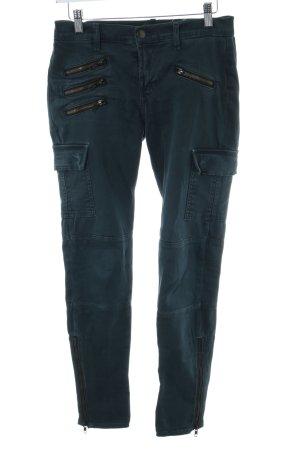 J brand Slim Jeans dunkelgrün Casual-Look