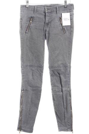J brand Slim Jeans grau Casual-Look