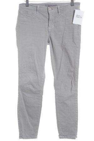 J brand Slim jeans lichtgrijs casual uitstraling