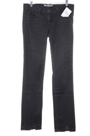 J brand Slim Jeans schwarz Casual-Look