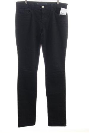 J brand Slim Jeans schwarz klassischer Stil
