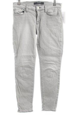 """J brand Slim Jeans """"Ventura"""" hellgrau"""