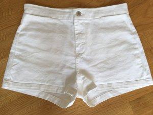 J brand Denim Shorts white cotton