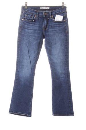 J brand Straight-Leg Jeans blau schlichter Stil
