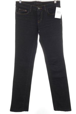J brand Straight-Leg Jeans schwarz Casual-Look