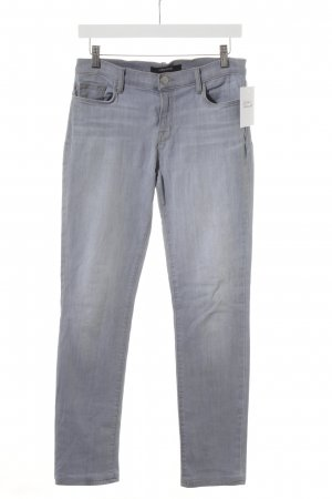 J brand Stretch Jeans hellgrau Casual-Look