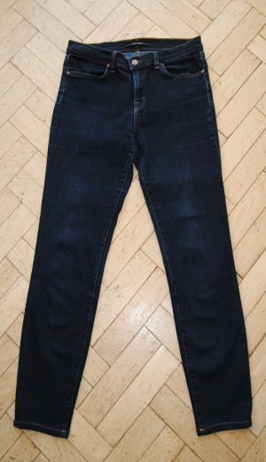 J brand Jeans skinny blu scuro-blu