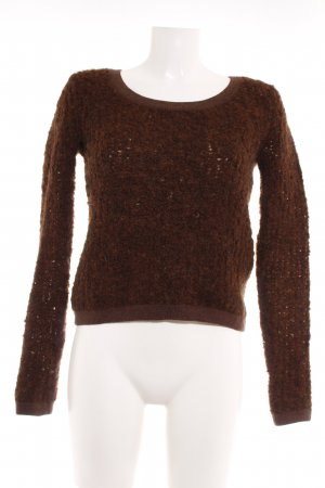 J brand Wollpullover braun Casual-Look
