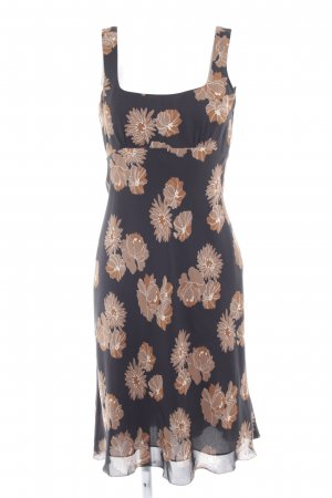 J.crew A-Linien Kleid Blumenmuster Vintage-Look