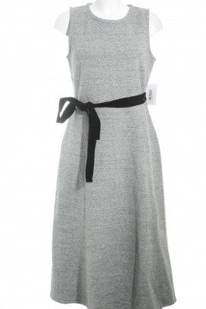 J.crew A-Linien Kleid grau Business-Look