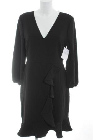 J.crew A-Linien Kleid schwarz Elegant