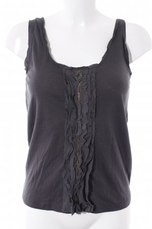 J.crew A-Linien Top taupe Casual-Look
