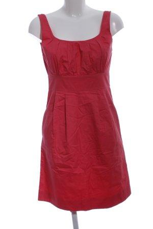 J.crew A-Linien Kleid rot Casual-Look