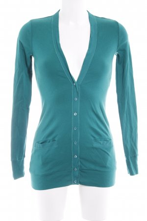 J.crew Cardigan grün Casual-Look