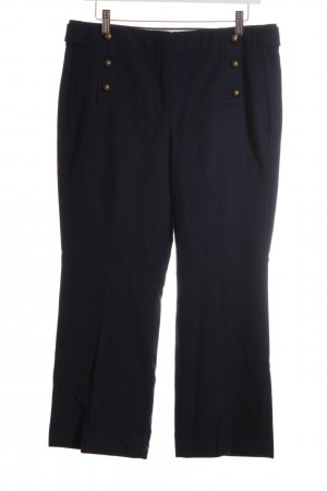 J.crew Culottes blau Business-Look