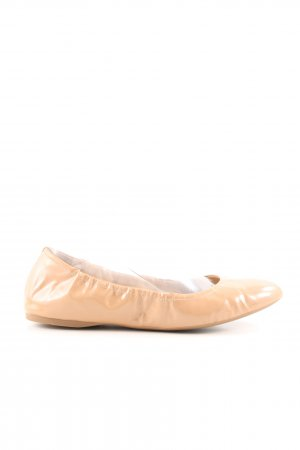 J.crew faltbare Ballerinas creme Casual-Look