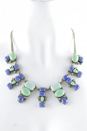 J.crew Necklace abstract pattern Boho look