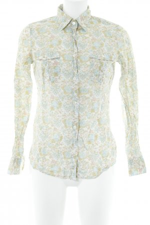 J.crew Hemd-Bluse florales Muster Casual-Look
