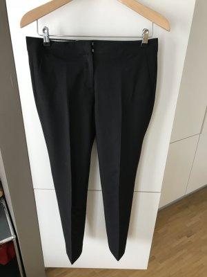 J.crew Wollen broek zwart Scheerwol