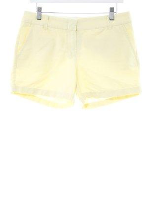 J.crew Hot Pants limettengelb schlichter Stil