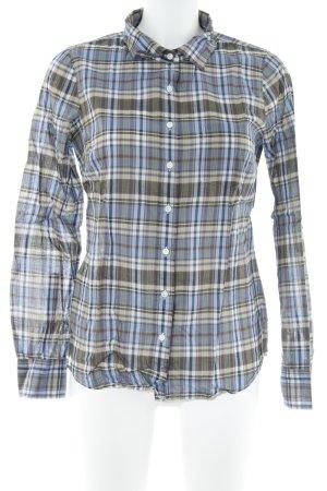 J.crew Chemise à manches longues motif à carreaux style décontracté