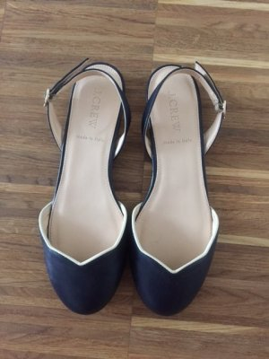 J.Crew Leather Shoes (size 5.5)