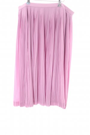 J.crew Geplooide rok roze casual uitstraling