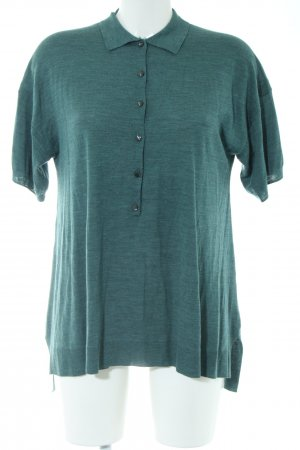 J.crew Polo-Shirt grün Casual-Look