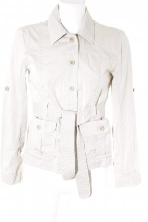 J.crew Safari Jacket oatmeal safari look